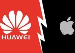 Apple aproxima-se novamente do segundo lugar mundial, graças à controvérsia da Huawei