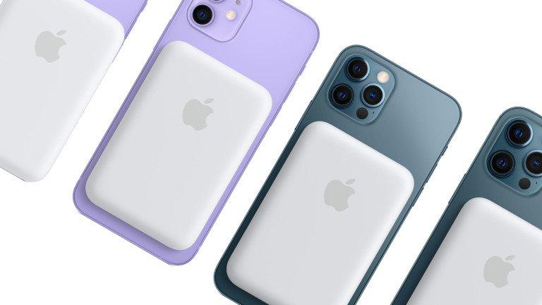 Apple: Bateria MagSafe para o iPhone 12 foi desmontada e estes são os segredos