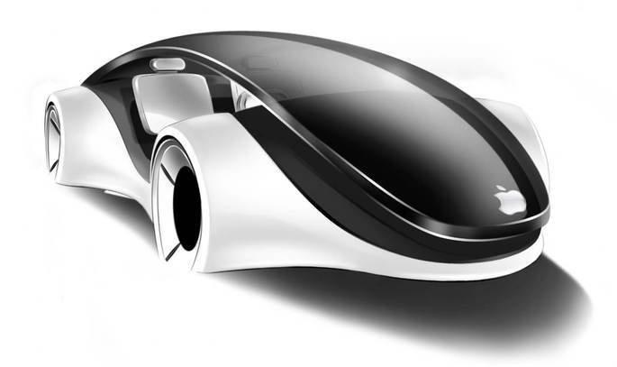 Conceito do Apple Car