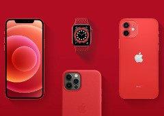 Apple coloca site a vermelho (RED) e junta-se à luta contra a COVID-19