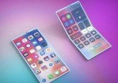 Apple dá um passo importante para o lançamento do primeiro iPhone dobrável