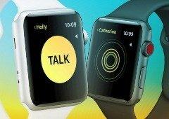 Apple desativa Walkie-Talkie no Apple Watch devido a vulnerabilidade