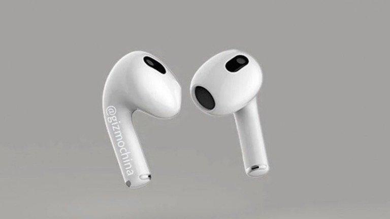 Apple deve apresentar os AirPods 3 nas próximas semanas