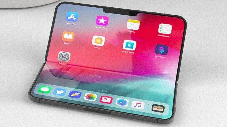 Apple deverá lançar o primeiro iPhone dobrável em 2023