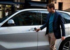 Apple e BMW já trabalham para trazer a futurista CarKey para iPhone