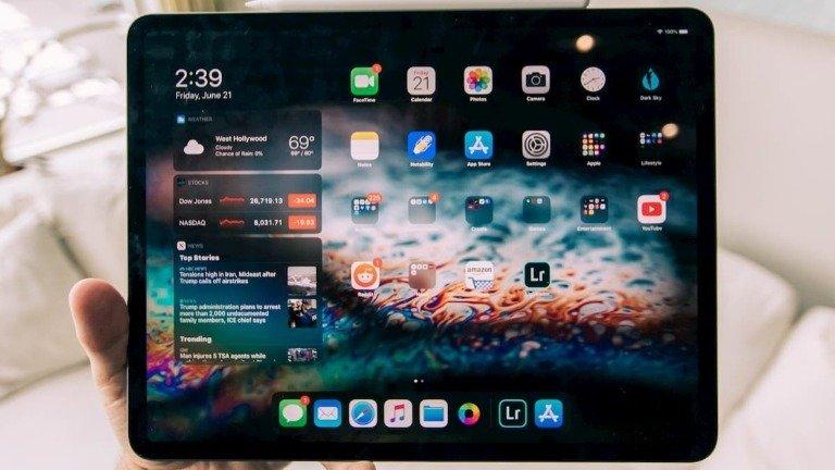 Apple é líder incontestável no mercado de tablets. Conhece os 5 primeiros