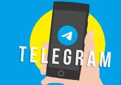 Apple é processada por não remover a Telegram da App Store