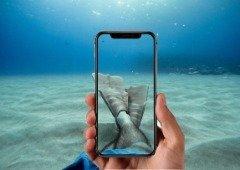 Apple está a desenhar um iOS para usar debaixo de água!