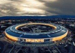 Apple está a desenvolver tecnologia de satélites. Entende para quê