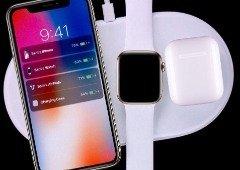 Apple estará a desenvolver um novo carregador sem fios próprio