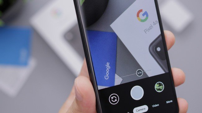 Apple Google Fotos