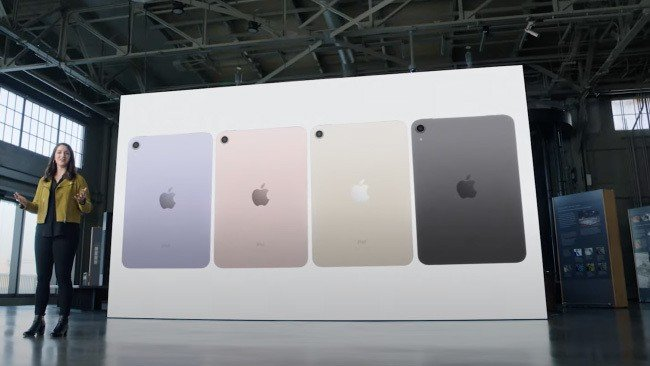 Apple iPad mini 6th