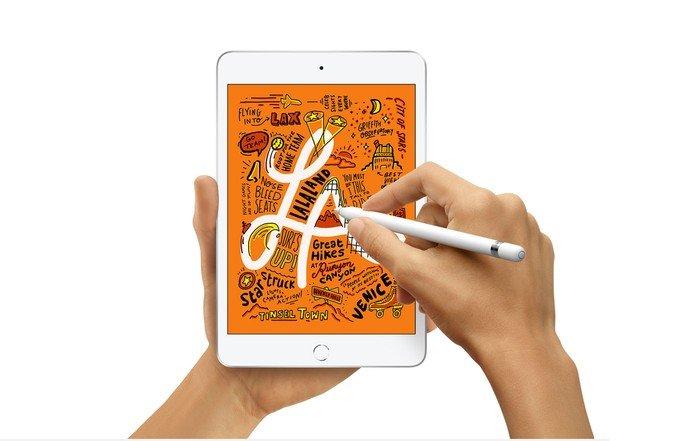 Apple iPad mini tablets