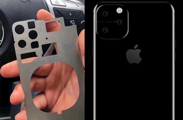 Apple iPhone 11 interior