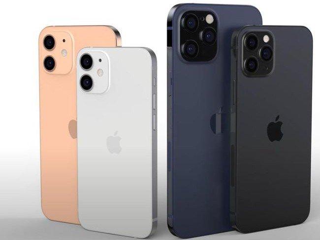 Geração Apple iPhone 12