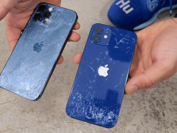 Apple iPhone 12 e iPhone 12 Pro