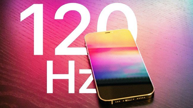 Apple iPhone 13 120 Hz