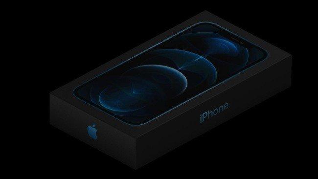Apple iPhone 12 Pro caixa