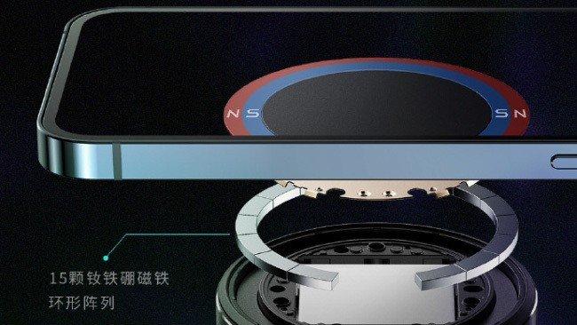 Apple iPhone 12 MagSafe Xiaomi