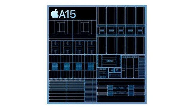 Apple A15 Bionc