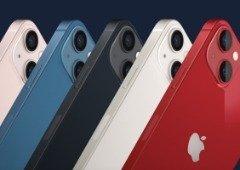 Apple iPhone 13: esta é a quantidade de memória RAM dos smartphones