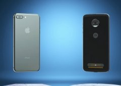 Motorola compara o seu Motorola Moto Z2 ao iPhone 8 em novos vídeos