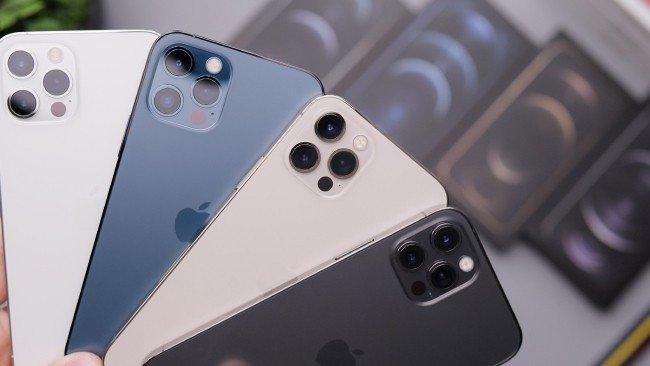 Apple iPhone 12 iOS