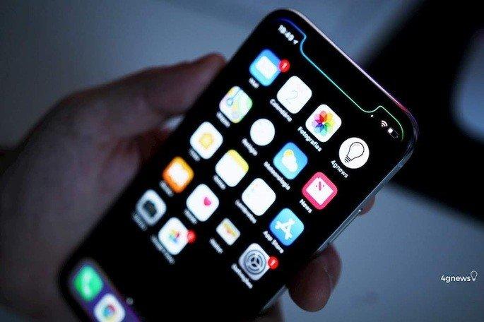iPhone X 4gnews