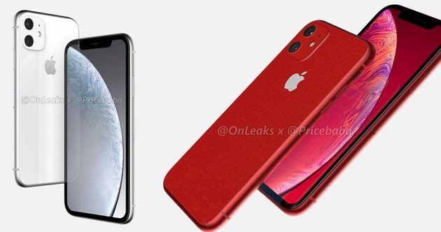 Apple iPhone XR 2019 2