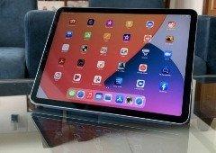 Apple lançará o primeiro iPad com ecrã OLED mais tarde que o previsto