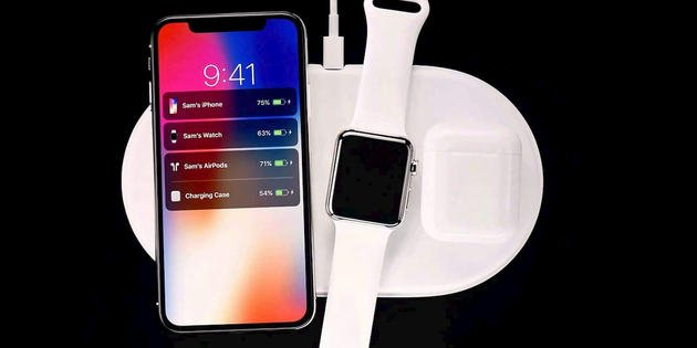 apple watch airpower iphone x airpods