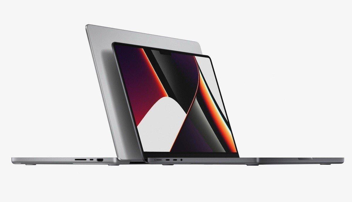silver Apple MacBook Pro notebook computer