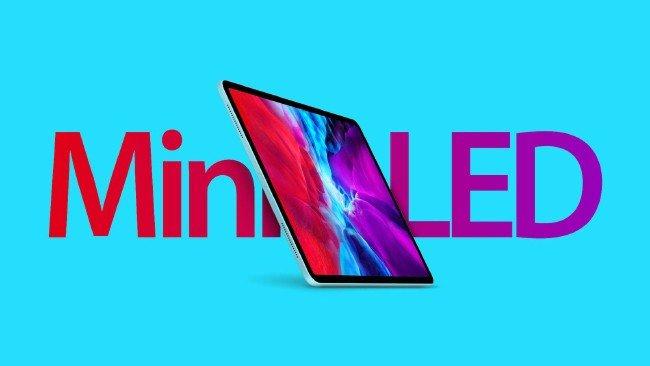 Apple mini-LED iPad Pro