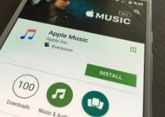 Apple Music está cada vez mais popular... no Android!