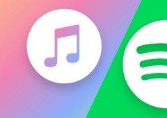 Apple Music no Android vai ficar mais parecido com o Spotify