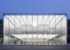 Apple não vai abrir as suas lojas oficiais até maio