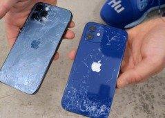 Apple: nem vais acreditar na resistência do ecrã do iPhone 12 e iPhone 12 Pro (vídeo)