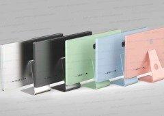 Apple: novo iMac será o modelo mais colorido de sempre