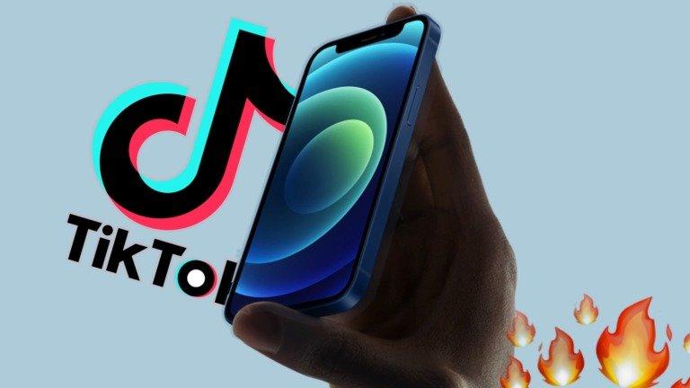Apple paga a influenciadores do TikTok para promover o iPhone 12 mini