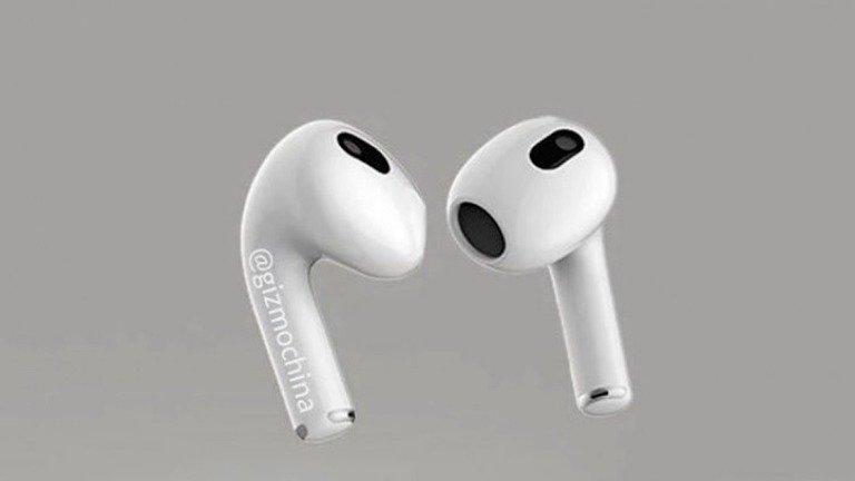 Apple pode apresentar os AirPods 3 mais cedo do que esperavas