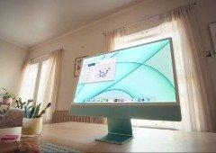 Apple renova o iMac com o processador M1, Touch ID e design mais elegante
