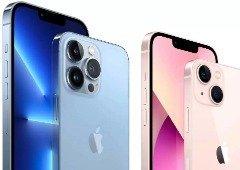 Apple revela a real capacidade das baterias dos iPhone 13