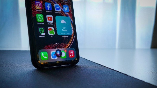 Apple iPhone iOS