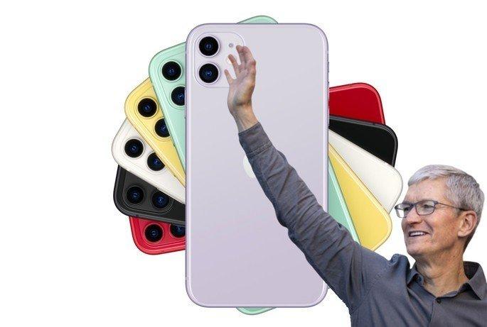 iPhone 11 vendeu mais de 16 milhões de cópias no terceiro trimestre de 2020
