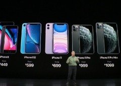 Apple vai lançar 5 iPhones em 2020, afirma analista