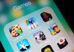 Apple varre quase 100 mil jogos da App Store