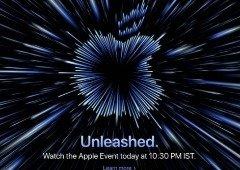 Apple: vê aqui em direto o evento que deve trazer os novos MacBook Pro