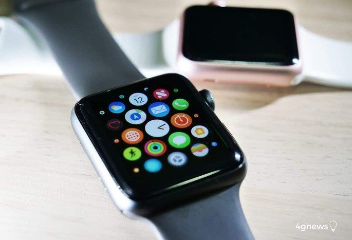 Apple Watch Google WearOS