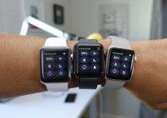 Apple Watch em titânio e cerâmica 'apanhado' na beta do watchOS 6
