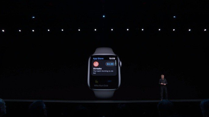 App Store Apple Watch